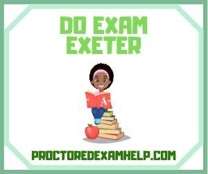 Do My ProcterU Exam Exeter