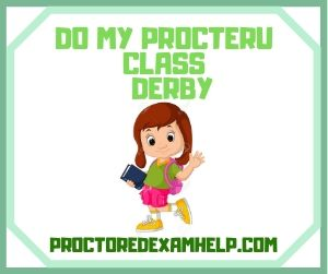 Do My ProcterU Class Derby