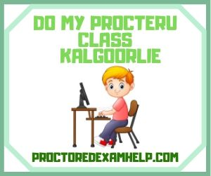 Do My ProcterU Class Kalgoorlie