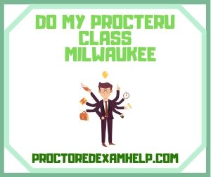 Do My ProcterU Class Milwaukee