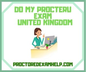 Do My ProcterU Exam United Kingdom