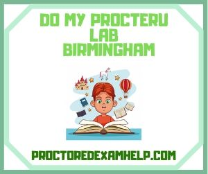 Do My ProcterU Lab Birmingham
