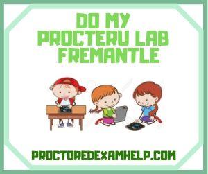 Do My ProcterU Lab Fremantle