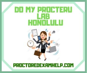 Do My ProcterU Lab Honolulu