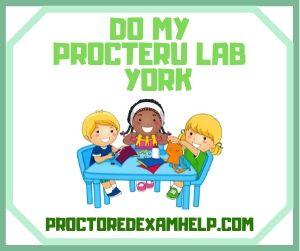 Do My ProcterU Lab York