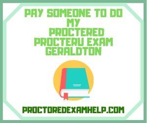 Pay Someone To Do My Proctered ProcterU Exam Geraldton