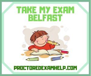 Take My Exam Belfast
