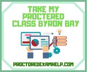 Take My Proctered Class Byron Bay